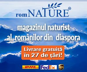 Cumpara produse #naturiste #romanesti destinate romanilor din #diaspora Livrare gratuite in 27 de tari!